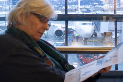 Trondheim Airport Vaernes