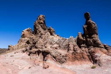 The Teide National Park has posed as both Moon and Mars in various motion pictures, and it is not hard to understand why.