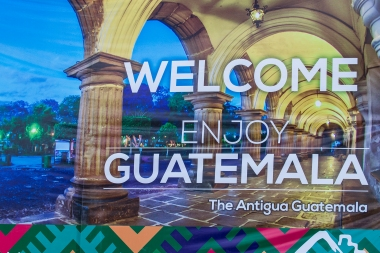 Nothing we see can matches Guatemala. Both ES and DHH have been in Antigua numerous times thru the years.