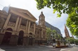 Melbourne City Hall.
