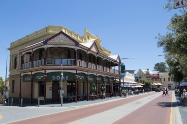 Beautiful Fremantle, one of the most delightful surprises of the trip so far.