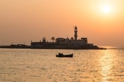 Mumbai is mainly Hindu, but with a large Muslim minority. This mosque is situated beautifully on a narrow strip into the sea. The terrorism acts of 2008 have not ruined the coexistence, which is still mainly peaceful.
