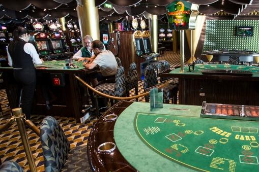 The Costa Geriatrica also has a casino.