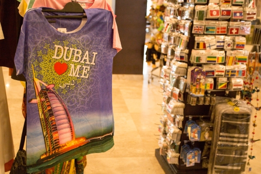 This is how Dubai wants you to remember it. Every reference to any item or exhibition in the giant cruise terminal hall is about luxury in one shape or another.