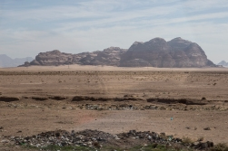 Matt Demon knows this desert well. This is where he ended up when he was stranded on Mars.
