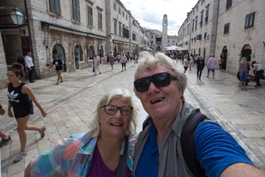 Our second shore trip was Dubrovnik.