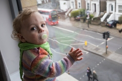 Cultural education, Part II: Any Grandson needs to know that if the buses are red and come as double-deckers, then he is in London.