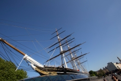 Greenwich of one of our favourite London areas, and the centre point of Greenwich is the Cutty Sark.