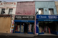 One thing to do in London is to have tailor made clothing done. You will find textile outlets and tailors spread all along Goldhawk Road and Shepherds Bush Road.