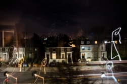 There were fireworks also on our local stretch of Goldhawk Road, but maybe not quite as spectacular