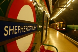 Shepherds Bush underground