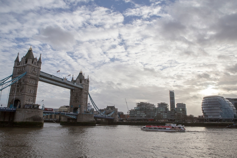 Tourist spots; Tower Bridge