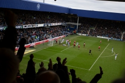 QPR - Sunderland 1-0. Sunderland got their relegation and their price winning Netflix documentary, but QPR got all the three points!