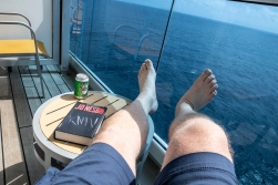 Never take a cruise if you cannot get a balcony!
