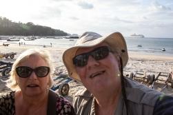 Two typical Thai Beach Bums.